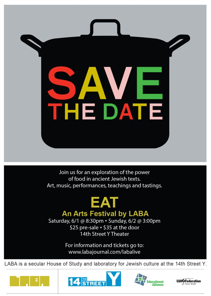 Save the Date: LABA Festival!