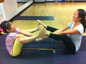 fam yoga new