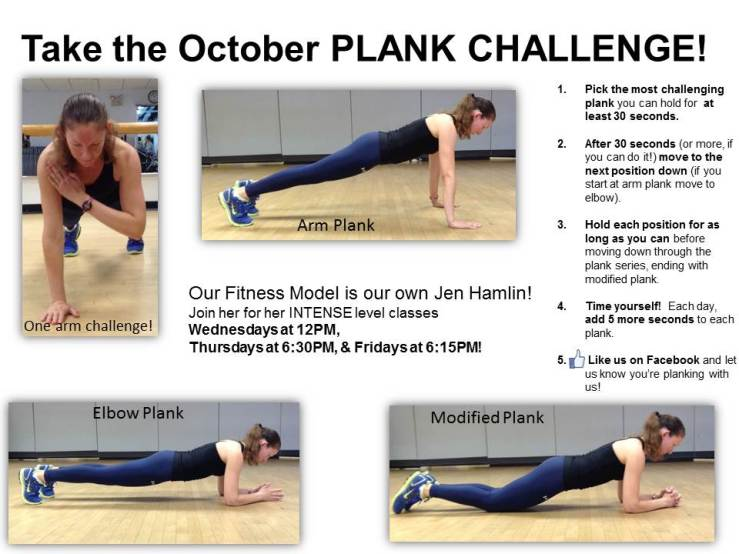 Need a Fall Fitness Challenge?  Join us!