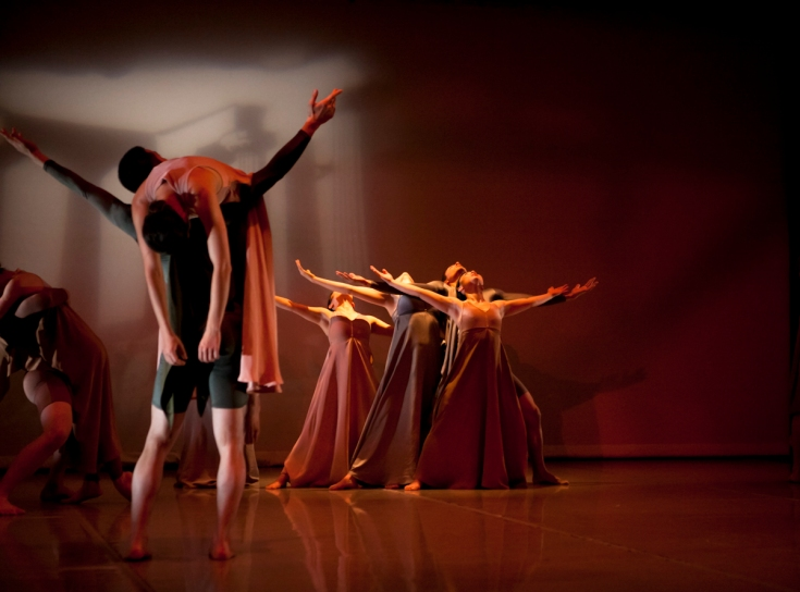Sokolow Dance/Theatre Ensemble