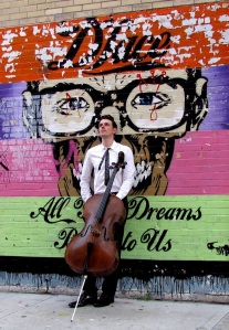 Cellist Elad Kabilio